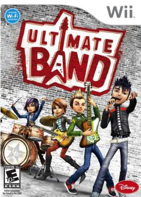 Wii - Ultimate Band