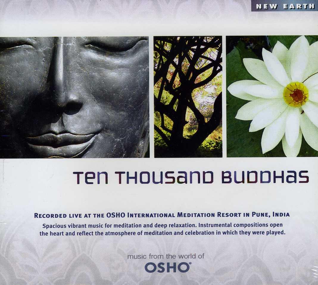 Various - Ten Thousand Buddahs