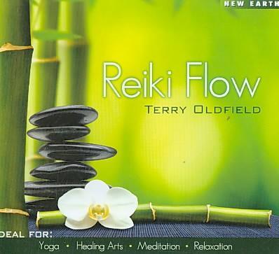 Terry Oldfield - Reiki Flow