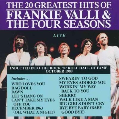 Frankie & Four Seasons Valli - 20 Greatest Hits Live