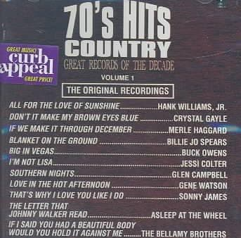 Various - 70's Hits Country