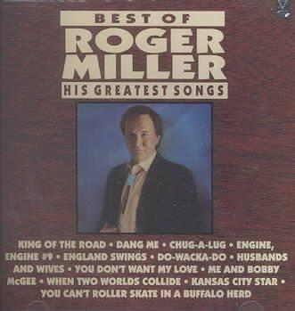 Roger Miller - Best of Roger Miller Greatest Songs