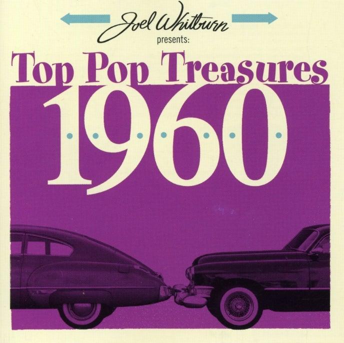 Various - Joel Whitburn Presents: Top Pop Treasures 1960