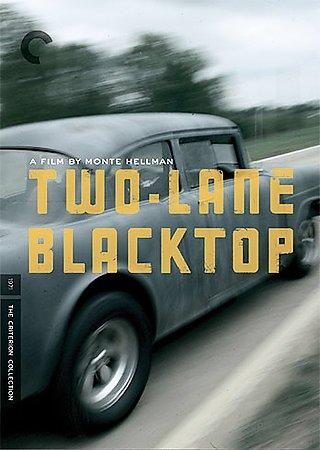 Two-Lane Blacktop (DVD)