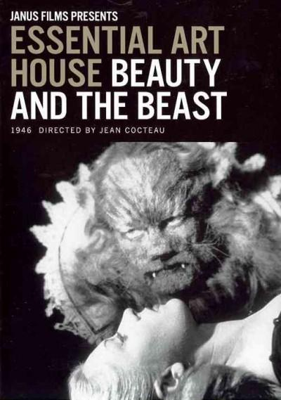Beauty And The Beast- Essential Art House (DVD)