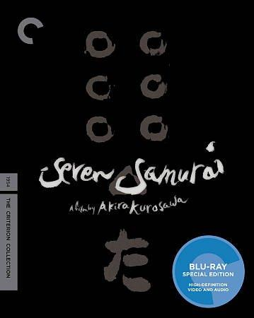 Seven Samurai (Blu-ray Disc)