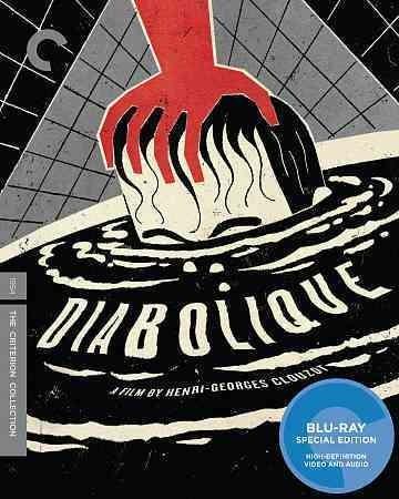Diabolique (Blu-ray Disc)
