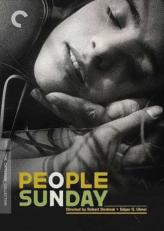 People On Sunday (DVD)