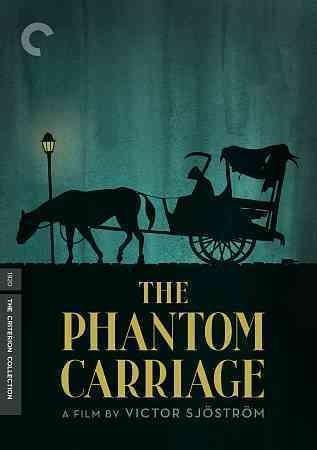 The Phantom Carriage (DVD)