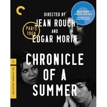 Chronicle Of A Summer (Blu-ray Disc)