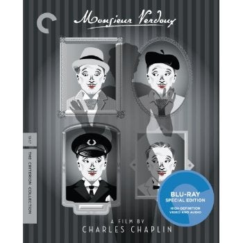 Monsieur Verdoux (Blu-ray Disc)