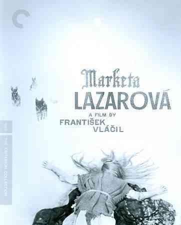 Marketa Lazarova (Blu-ray Disc)