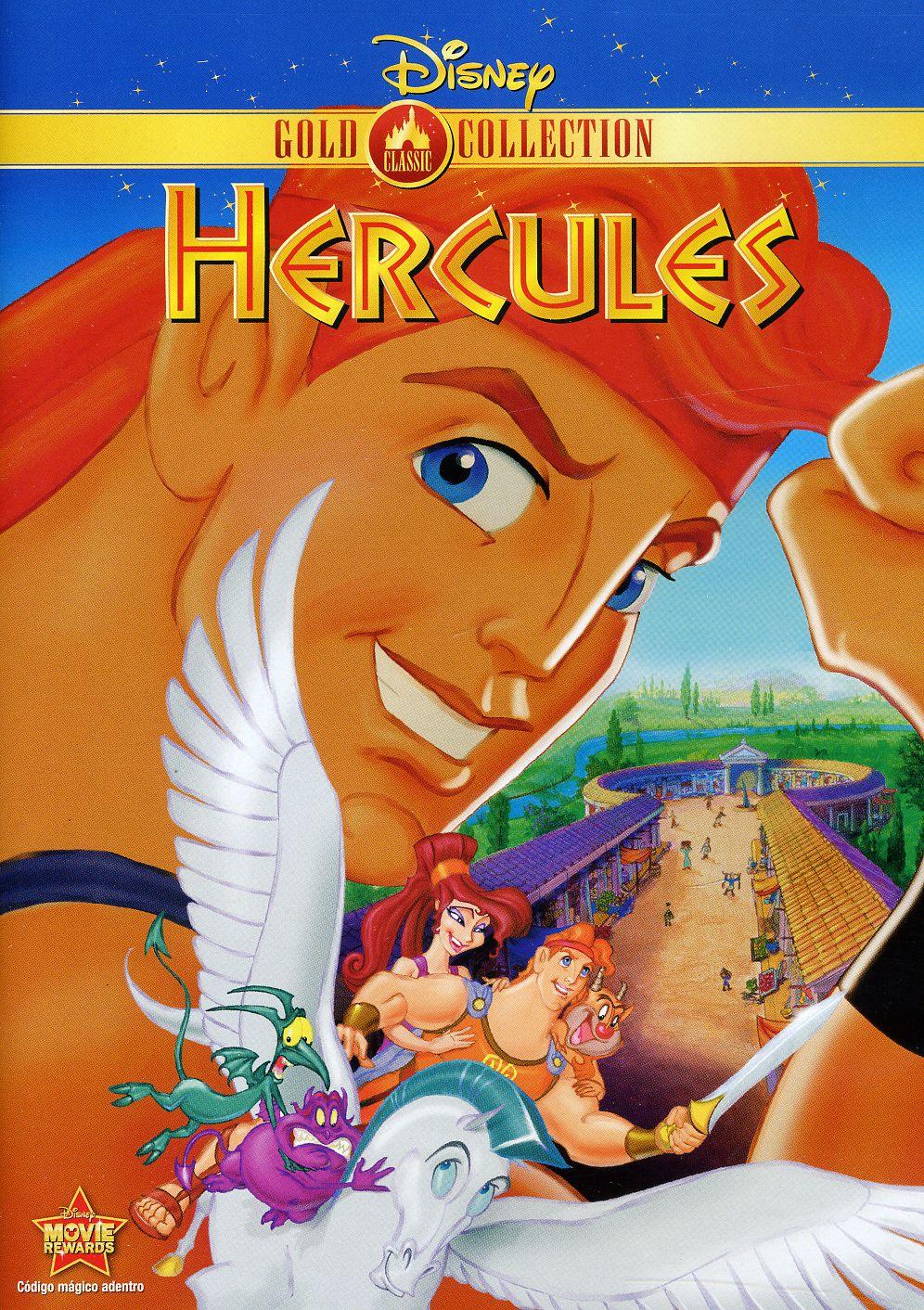 Hercules (Spanish Package) (DVD)