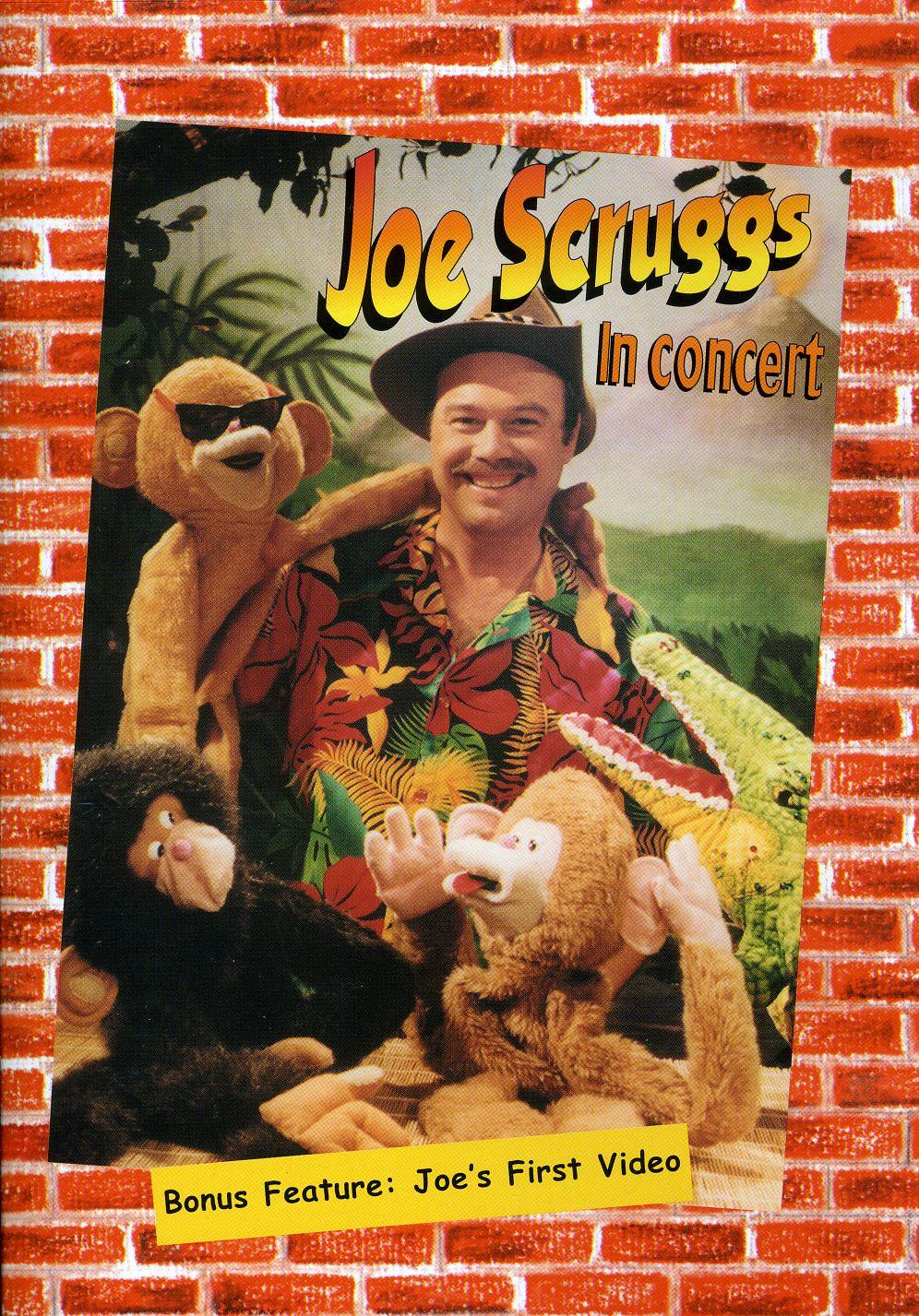 Joe Scruggs in Concert (DVD)
