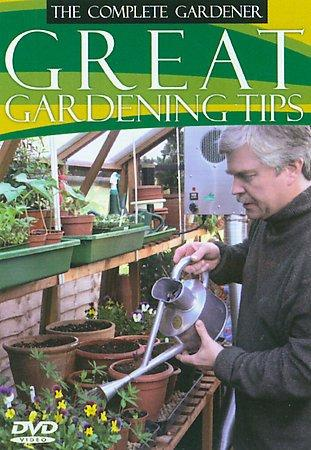 The Complete Great Gardening Tips (DVD)