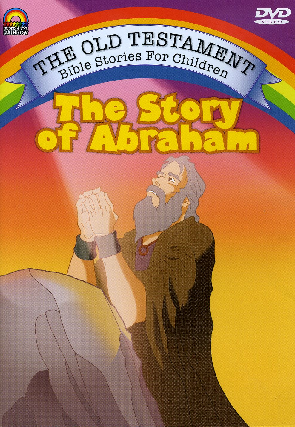 The Old Testament Bible Stories For Children - The Story Of Abraham (DVD)