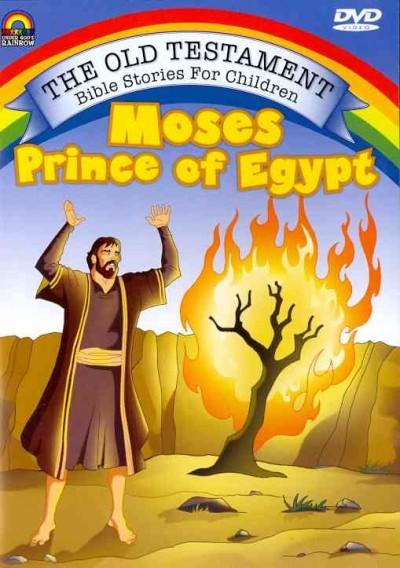 Moses: Prince of Egypt (DVD)