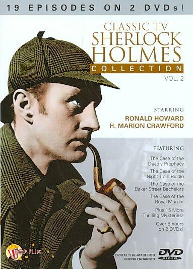 Sherlock Homes: Vol. 2 (DVD)