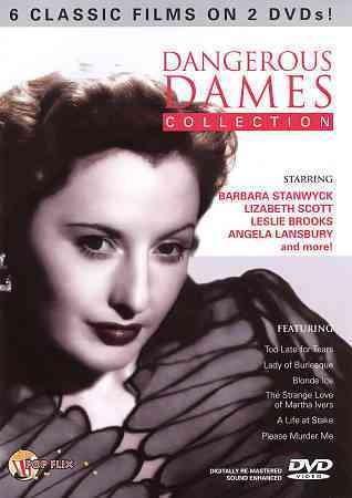 Dangerous Dames Collection (DVD)
