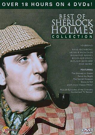 The Best of Sherlock Holmes (DVD)