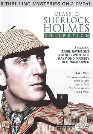 Classic Sherlock Holmes Collection (DVD) - Thumbnail 0