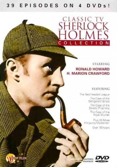 Classic TV Sherlock Holmes (DVD)