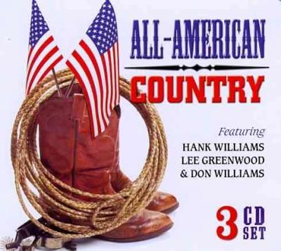 Lee Greenwood - All American Country