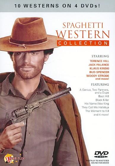Spaghetti Western Collection (DVD)
