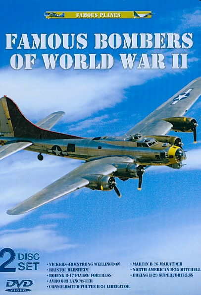 Famous Bombers of WWII (DVD)