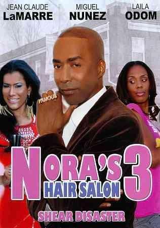 Nora's Hair Salon 3 (DVD)