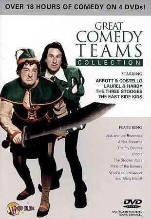 Great Comedy Teams Collection (DVD)