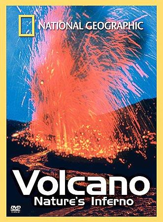 Volcano: Nature's Inferno (DVD)