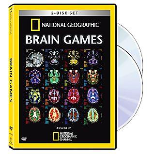 Brain Games (DVD)