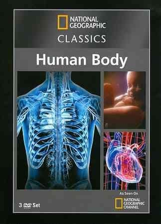 National Geographic Classics: The Human Body (DVD)