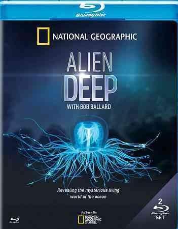 Alien Deep (Blu-ray Disc)