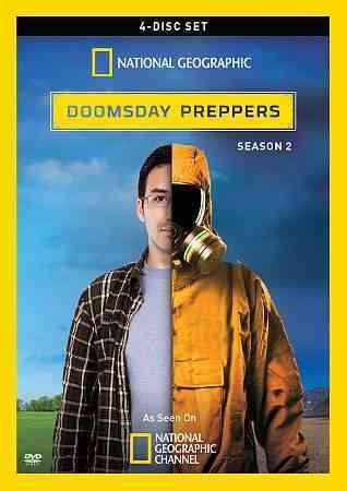 Doomsday Preppers: Season 2 (DVD)