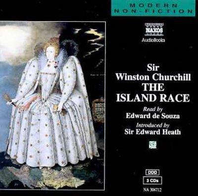 Audiobook - Churchill: the Island Race