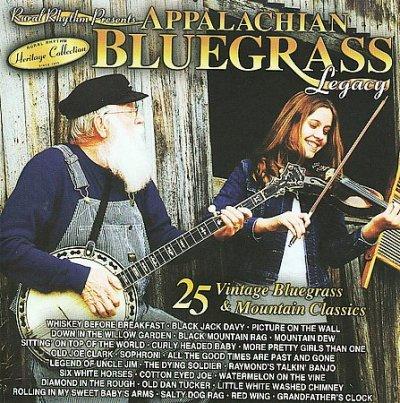 Various - Sound Traditions: Appalachian Bluegrass Legacy: 25 Vintage Bluegrass & Mountain Classics