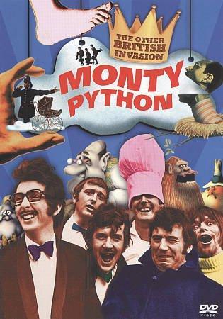 Monty Python The Other British Invasion (DVD)