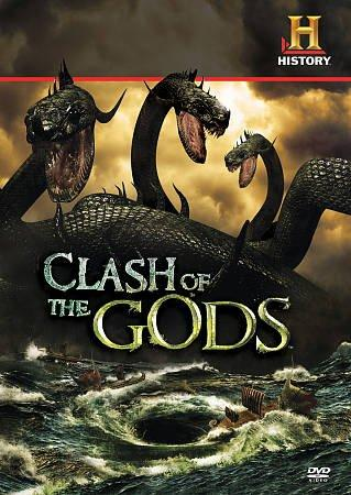 Clash of the Gods: The Complete Season 1 (DVD)