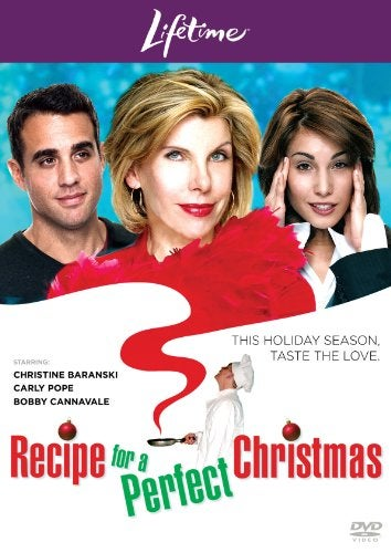 Recipe For A Perfect Christmas (DVD)