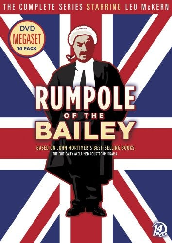 Rumpole of the Bailey: The Complete Series Megaset (DVD)