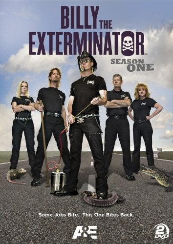 Billy The Exterminator: Season 1 (DVD)