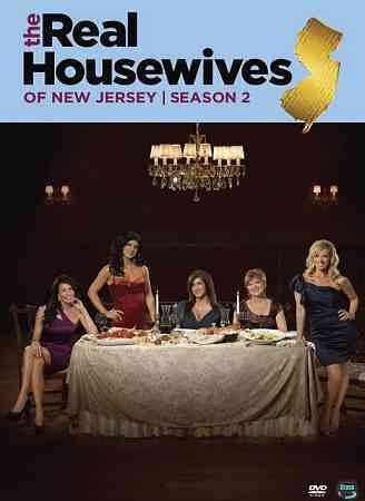 The Real Housewives of New Jersey: Season 2 (DVD)