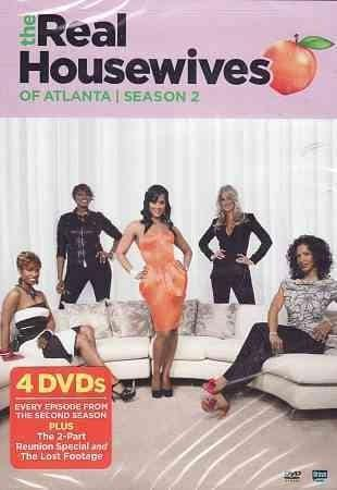The Real Housewives Of Atlanta Season 2 (DVD)