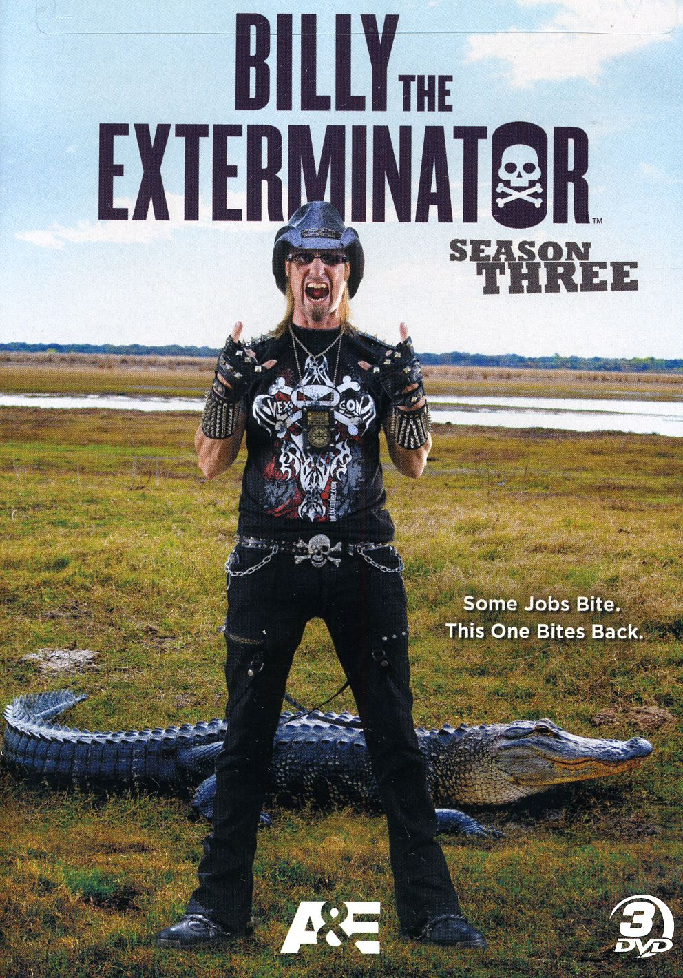 Billy the Exterminator: Season 3 (DVD)