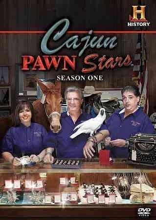 Cajun Pawn Stars: Season 1 (DVD)