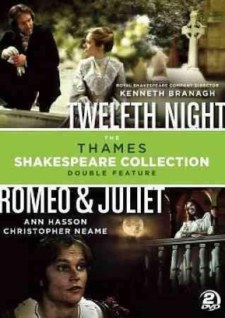 The Thames Shakespeare Collection: Romeo & Juliet/Twelfth Night (DVD)