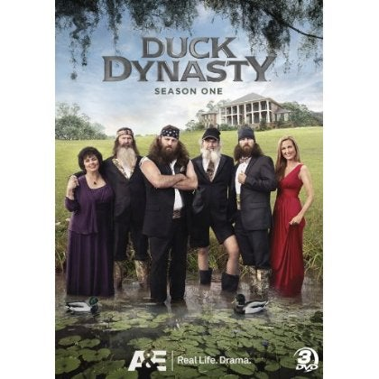 Duck Dynasty: Season 1 (DVD) - Thumbnail 0