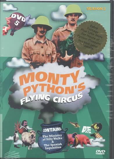 Monty Python's Flying Circus Disc 5 (DVD)